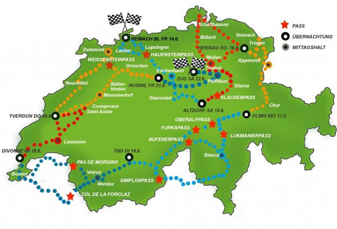 Für die 'WAVE Switzerland' sind noch letzte Startplätze frei. © Zero Race GmbH