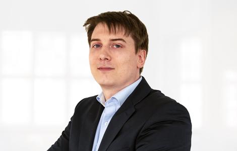 Regional Sales Manager Henri Kympers treibt das internationale Wachstum in Gent voran. © Quentic GmbH