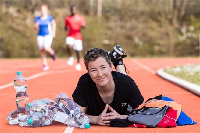 Kerstin von Diemar, Gründerin von Never Rest. © Never Rest Sportswear GmbH