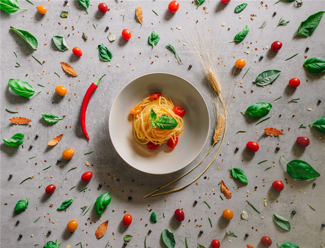 Barillas 'Recipe for Good Living' - Neun Prinzipien, die die Quintessenz der mediterranen Ernährung verkörpern und eine neue Wertschätzung für Lebensmittel vermitteln sollen. © FTP Edelman