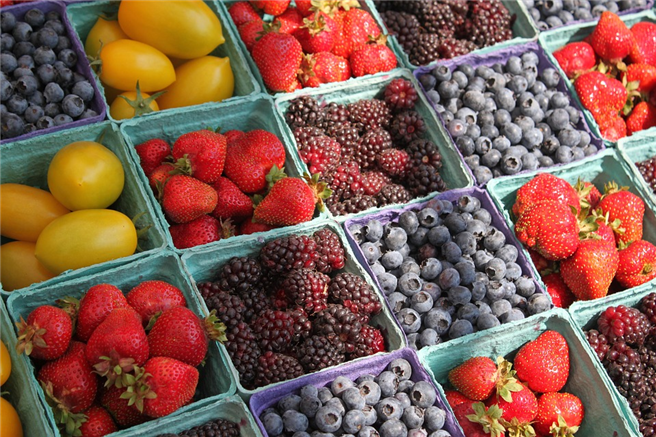 Die Pro-Kopf-Verbraucherausgaben für Biolebensmittel haben sich zwischen 2009 und 2018 verdoppelt. © shnomoe, Pixabay