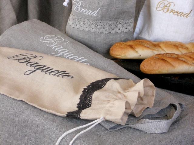 wiederverwendbare Baguette-Tasche © cikucakoo