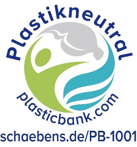Siegel Plastikneutral von PlasticBank