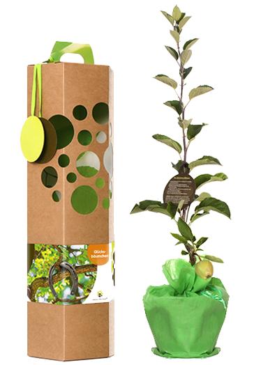 Schenk ein Bäumchen. © Green Traditions