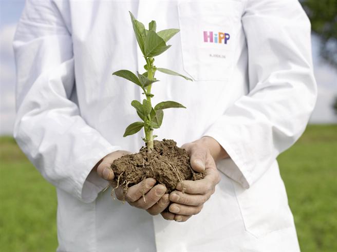 HiPP hat die gesamte Wertschöpfungskette im Blick © HiPP