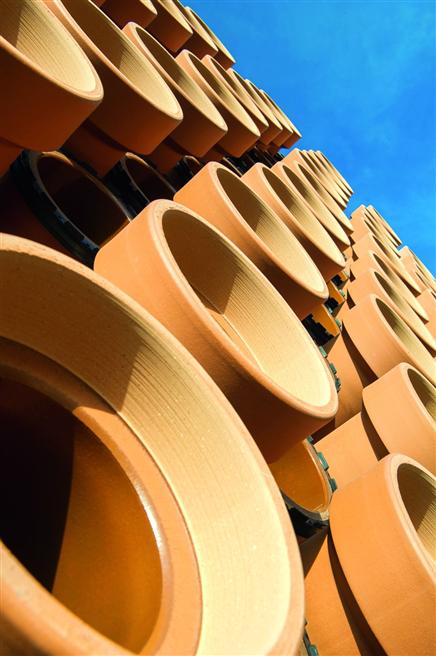 Klimaneutrale Steinzeugrohre, Technologie für die nächsten Generationen Foto: © Steinzeug-Keramo