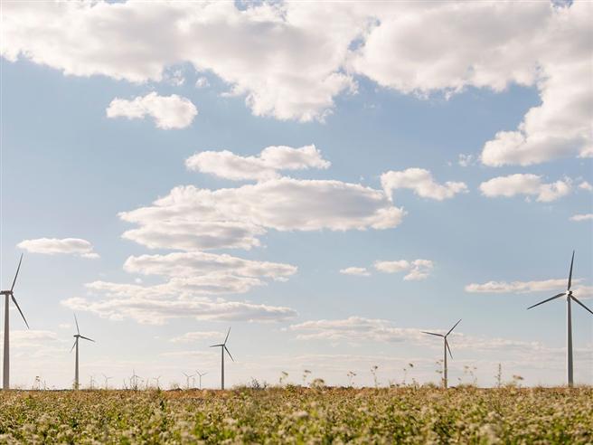 Telekom stellt auf Strom aus erneuerbaren Energien um. © Deutsche Telekom AG