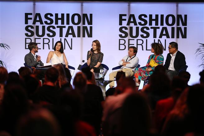 Zukunftsweisende Themen wurde auf der FashionSustain durch interdisziplinäre Gäste. © Messe Frankfurt GmbH