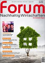 Cover des aktuellen Hefts