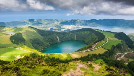 Geopark Azores in Portugal. Foto: Global Geoparks Network
