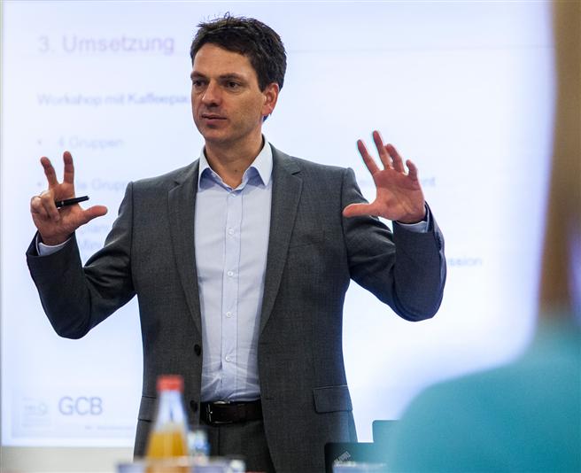 Referent Dirk Walterspacher