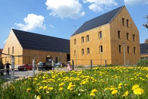 Foto: © HOF8 - Der Plusenergiehof im Taubertal