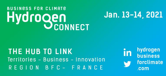 Erstes Forum 'Hydrogen Business For Climate CONNECT'